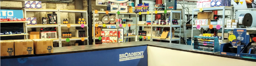 Broadbent Industrial Supplies Trade Counter