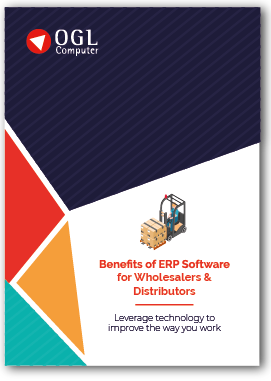Guide Cover: 6 Benefits of an ERP system