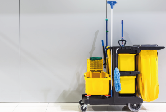 How to improve profits in the janitorial industry
