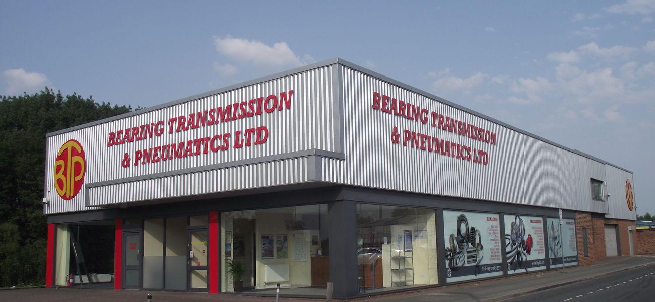OGL Bearing Transmission & Pneumatics Ltd Mobile Banner