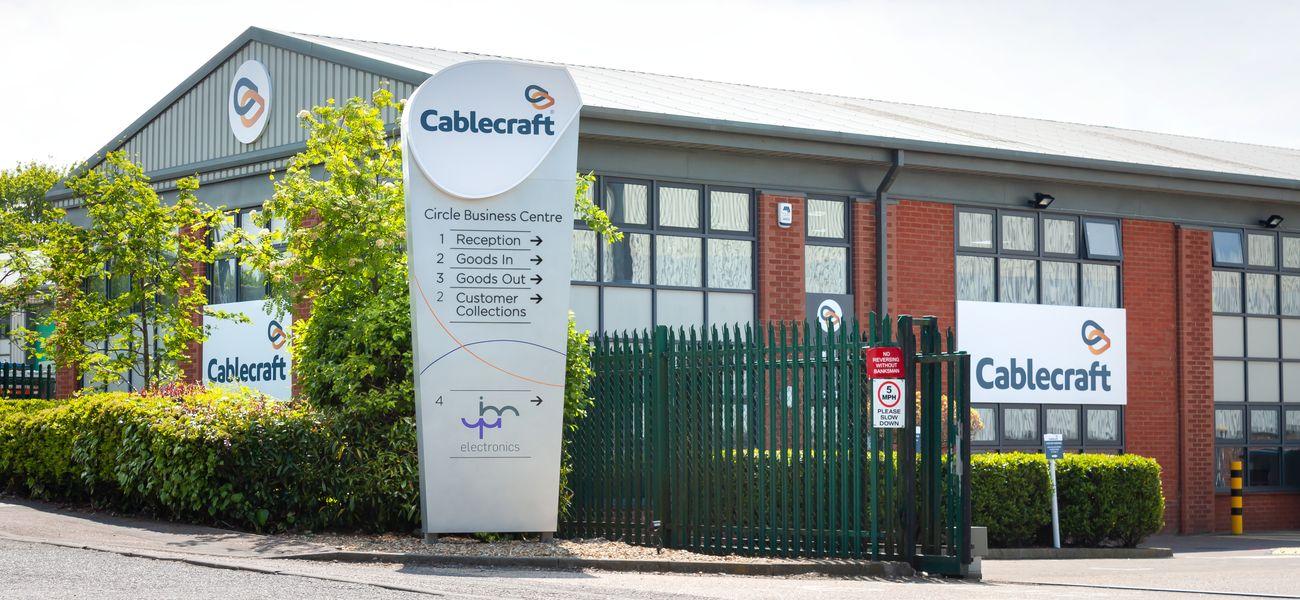 OGL Cablecraft  Mobile Banner