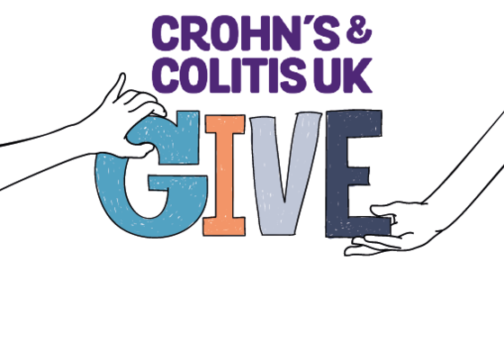 Crohn's & Colitis UK was August's Charity of the Month