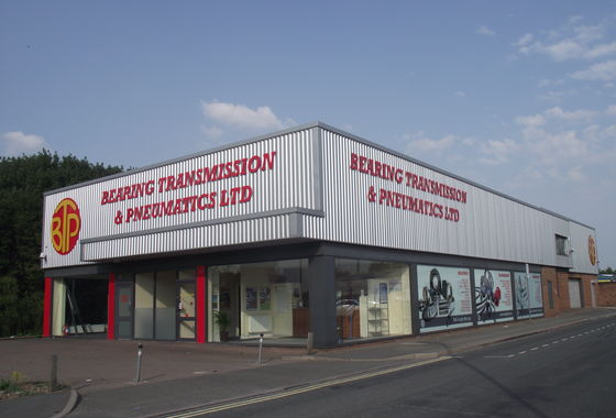 Bearing Transmission & Pneumatics Ltd