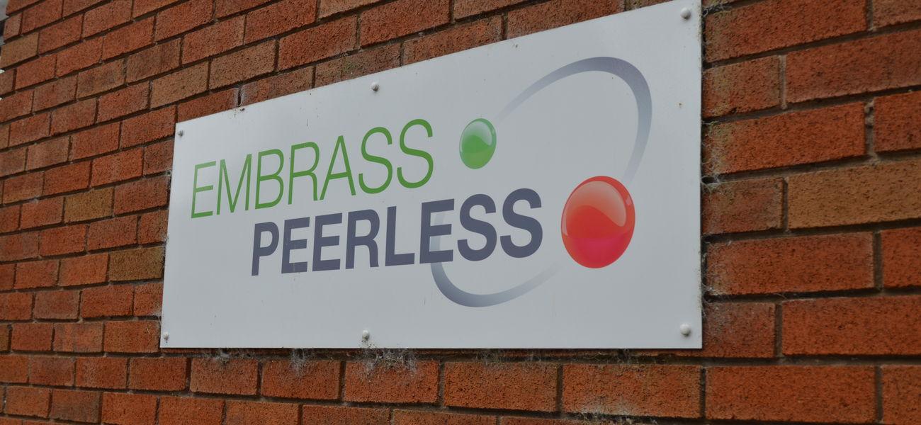 OGL Embrass Peerless Mobile Banner