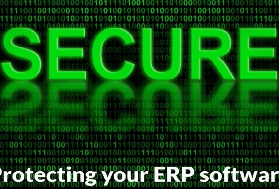 How secure is your ERP system?