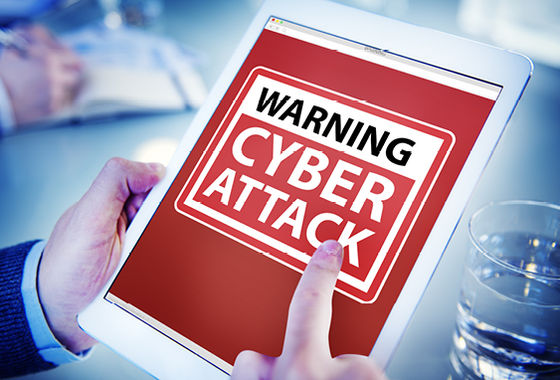 Financial firms at high risk of a cyber-attack!