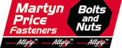 Martyn Price Fasteners  logo