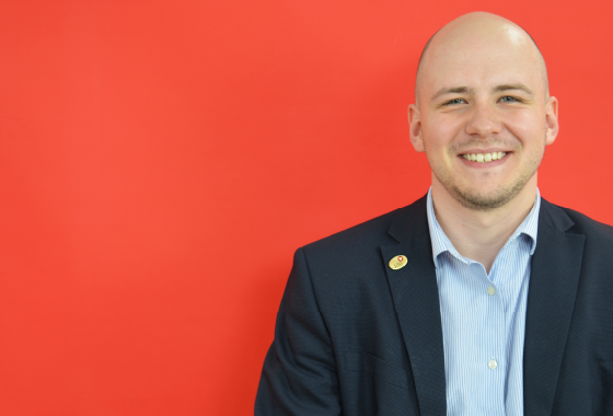 Matthew Pearsall Celebrates 5 Years at OGL