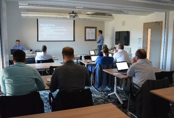 Midlands technology company delivers the UK's first advanced cyber security training