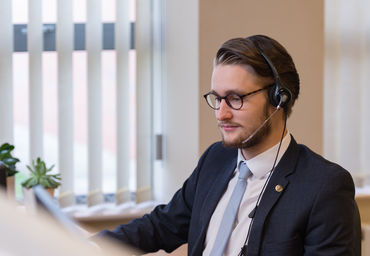 Luke Tonks from our Software Support team