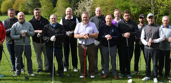 OGL Customer Golf Day