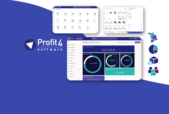 Profit4, the ERP software for modern commerce