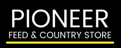 Pioneer Feed & Country Store  logo