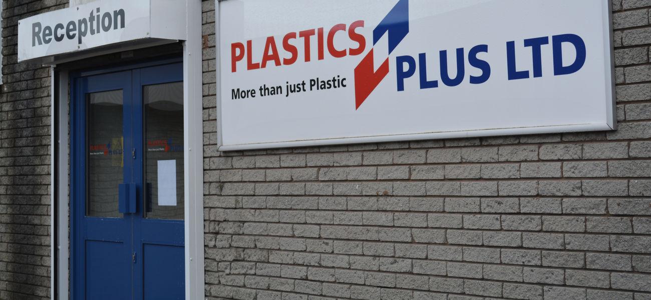 OGL Plastics Plus Mobile Banner
