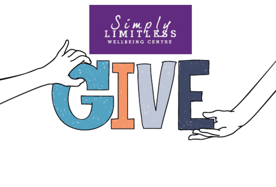 Staff raise over £300 for local charity Simply Limitless