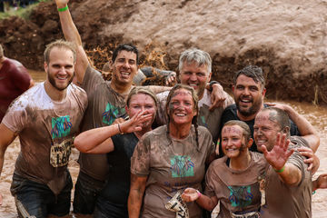Team OGL at the Wolf Run